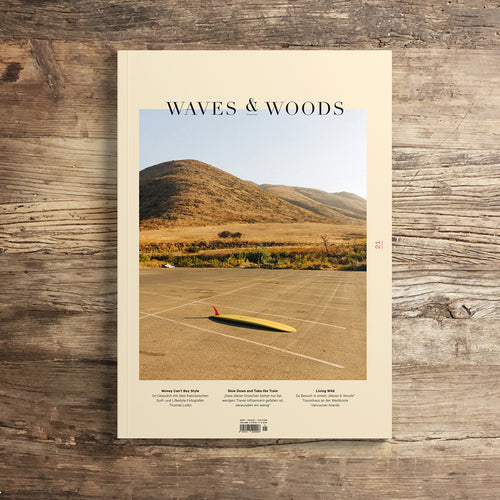 Waves & Woods #21 - REBEL FIN CO.