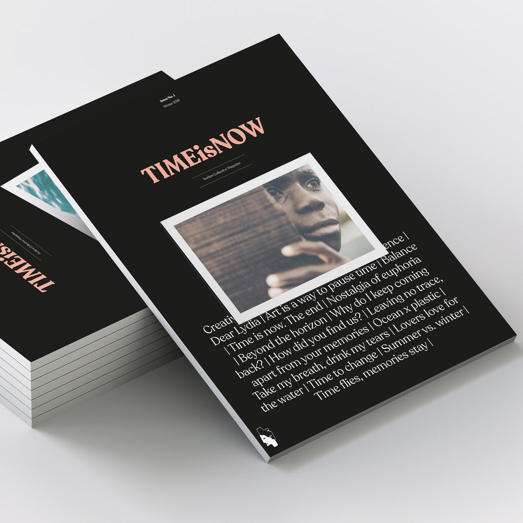 TIMEisNOW Mag. No.1 - REBEL FIN CO.