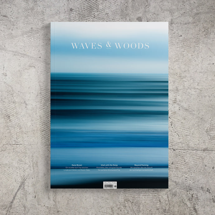 Waves & Woods #19 - REBEL FIN CO.