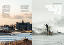Load image into Gallery viewer, PACIFIC LONGBOARDER MAGAZINE #106 - REBEL FIN CO.