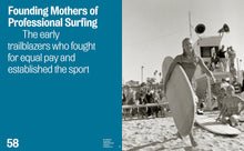 Laden Sie das Bild in den Galerie-Viewer, SHE SURF - the rise of female surfing - REBEL FIN CO.