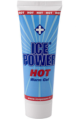 Ice Power Hot Warm Gel