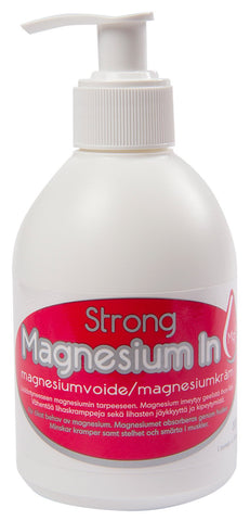 Ice Power Magnesium In Strong Cream 300 ml