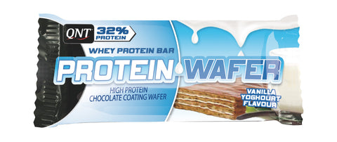 QNT Protein Wafer Bar vanilja-jugurtti