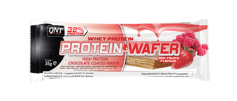 QNT Protein Wafer Bar Red Fruits
