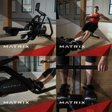 Matrix Rower w/ basic console