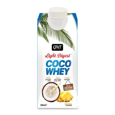 Coco whey pineapple