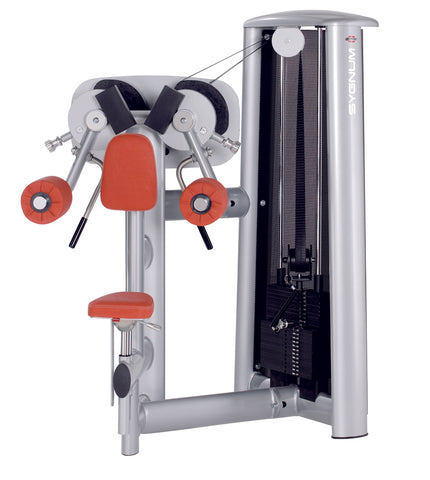 Gym80 Deltoid Raise Machine, Sygnum Standard
