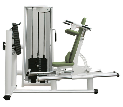 Gym80 Leg Press seated/ lying Medical