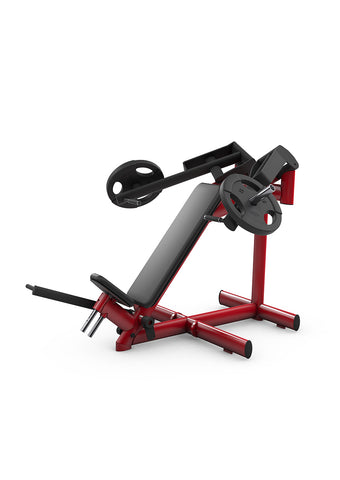 Gym80 Incline Bench Press Machine, Pure Kraft