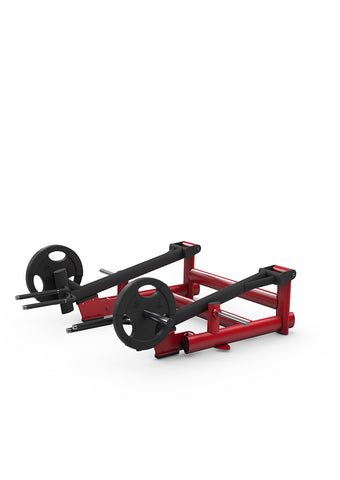 Gym80 Plate Loaded Deadlift Doublegrip, Pure Kraft