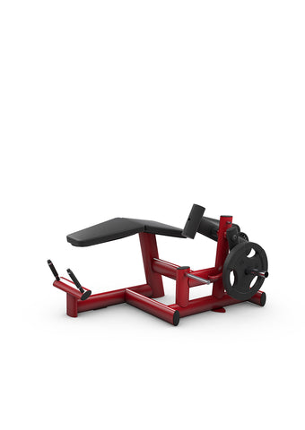Gym80 Plate Loaded Lying Leg Curl, Pure Kraft