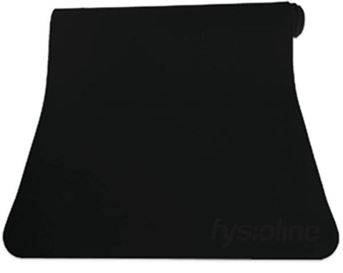 Fysioline TPE yogamatto BLACK EDITION