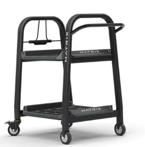Matrix Connexus Two-Shelf Cart