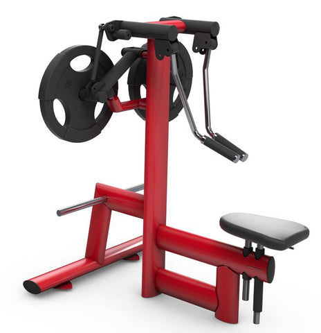 Gym80 Seated Shoulder, Pure Kraft
