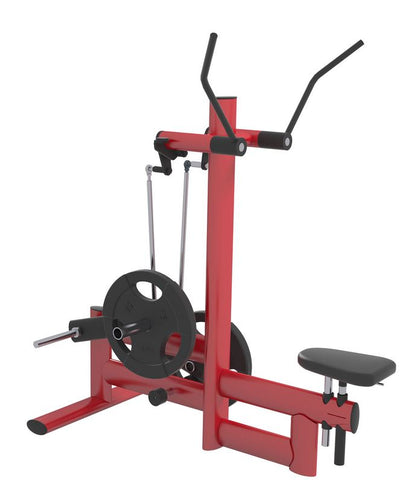 Gym80 Horizontal Pec Deck, Pure Kraft