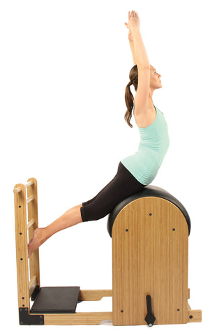 PeakPilates, High Ladder Barrel, Oak