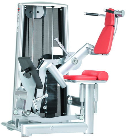 Gym80, Back Stretch Multi Joint Machine