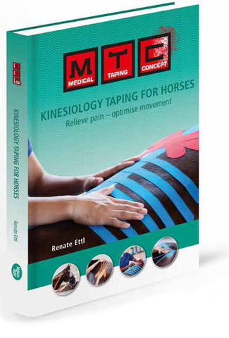 VMTC Kinesiology taping for horses