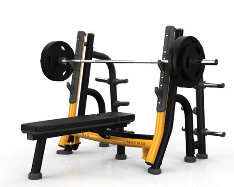 Matrix Magnum MG Pro Breaker Bench Press