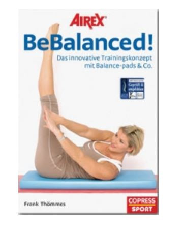 Airex Bebalanced Book