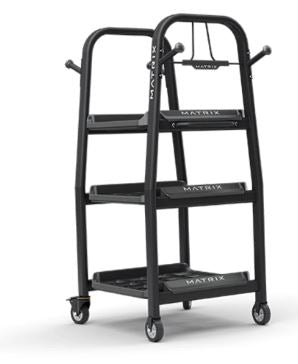 Matrix Connexus Three-Shelf Cart