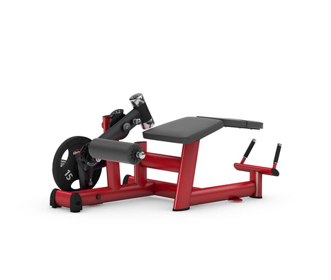 Gym80 PL Lying Leg Curl Double Linkage, Pure Kraft