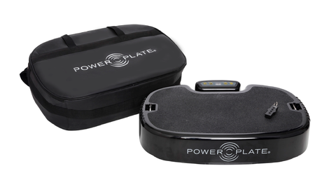 Personal Power Plate Black