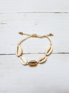 Acapulco Gold Shell Bracelets - West Canada Co