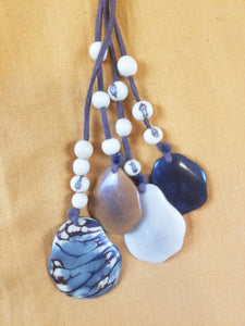 Milagro Fair Trade Sustainable Stone Necklace