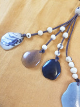 Load image into Gallery viewer, Milagro Fair Trade Sustainable Stone Necklace