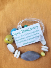 Load image into Gallery viewer, Tagua Tree Nut Sustainable Bracelet