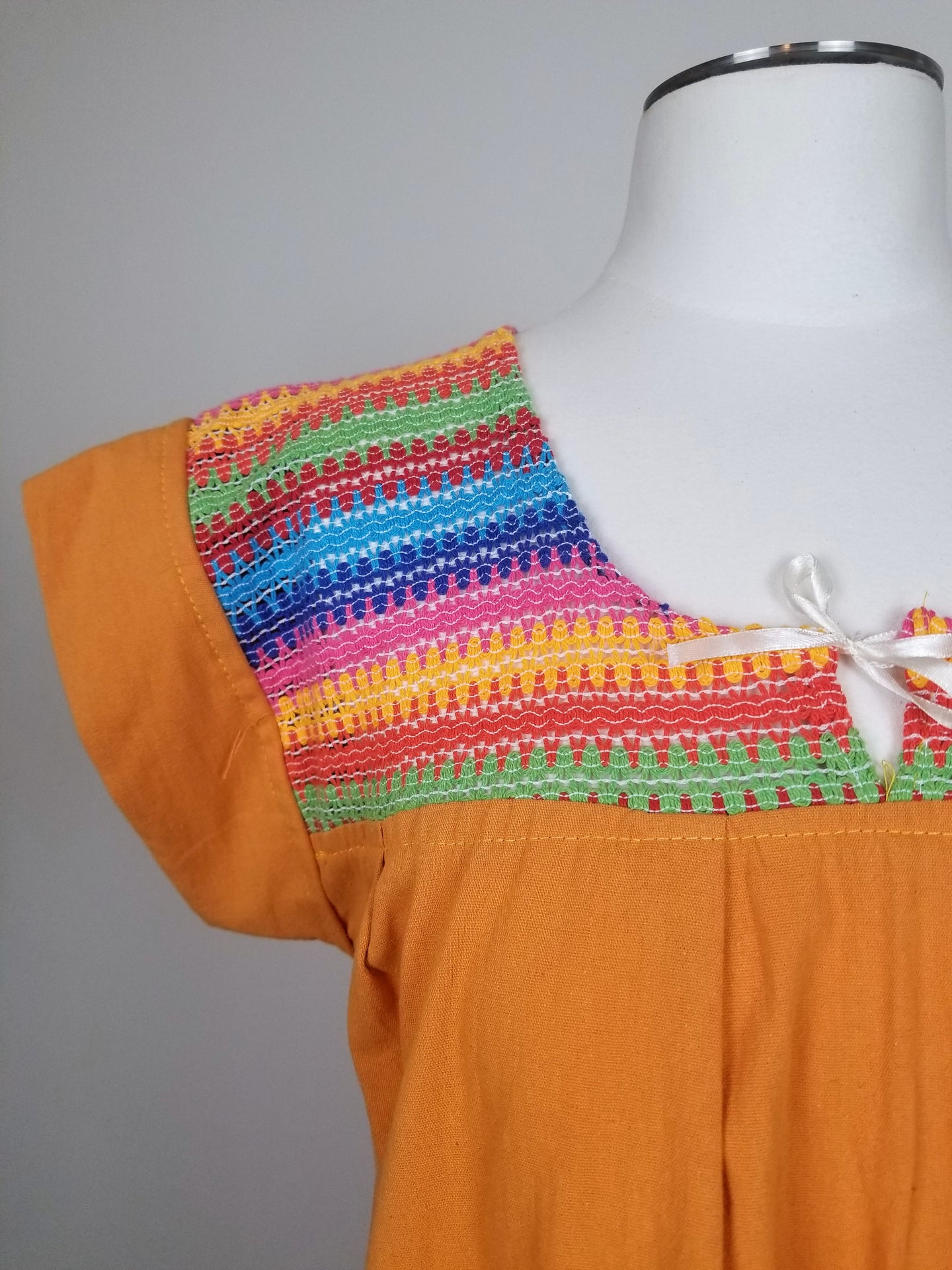 Carmen Handmade Sustainable Top