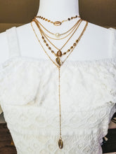 Load image into Gallery viewer, Bonita Shell Necklace - West Canada Co