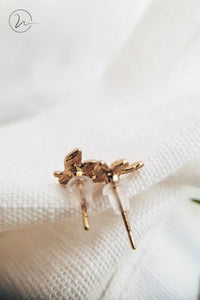 Bee Kind Gold Earrings