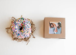 Godparent Proposal Donut Box