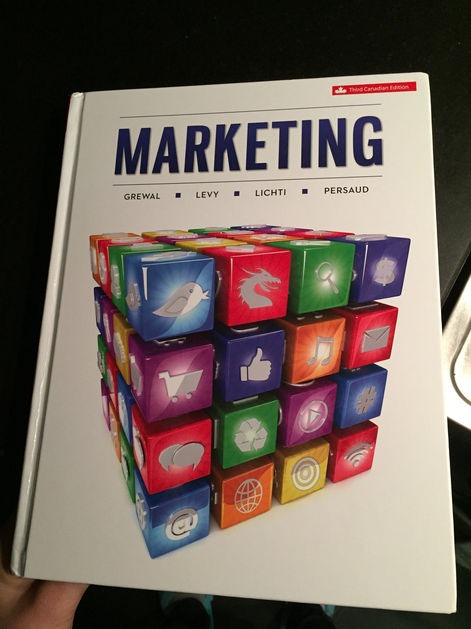BeautyGram's gift basket company was published in a Canadian Marketing textbook