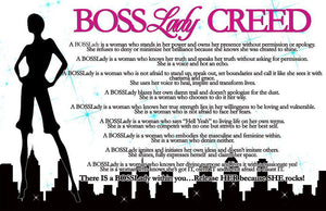 Who are the Boss Ladies in your life?