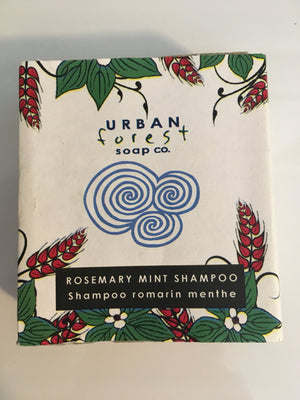 Urban Forest Shampoo Bar