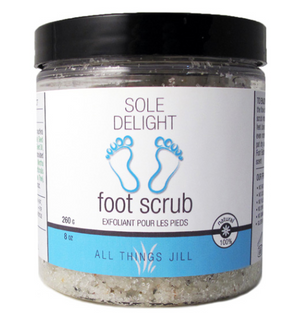 Sole Delight Foot Scrub