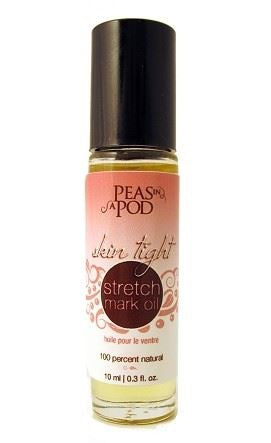 Peas in a Pod: Skin Tight Stretch Mark Oil - BeautyGram