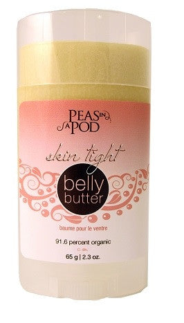 Peas in a Pod: Skin Tight Belly Butter - BeautyGram
