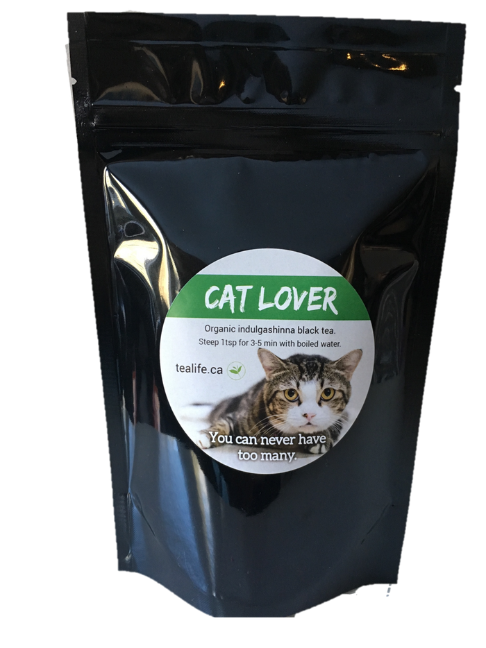 Cat Lover Tea