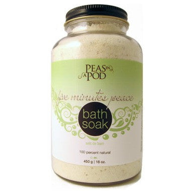 Five Minutes Peace Bath Soak