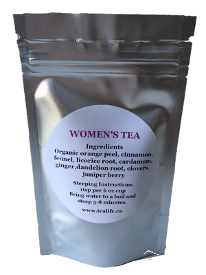 Woman's Wellness Tea