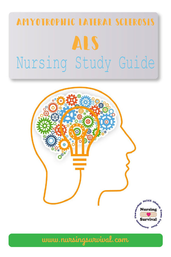 ALS Nursing Study Guide