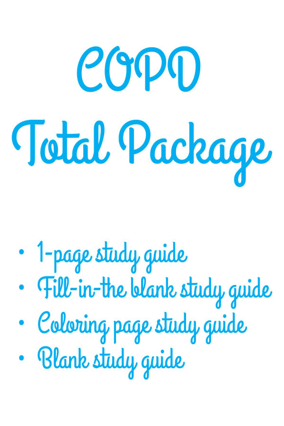 COPD (Total package)