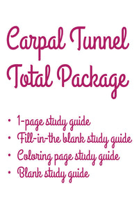 Carpal tunnel (Total package)