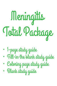 Meningitis (Total package)