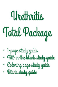 Urethritis (Total package)